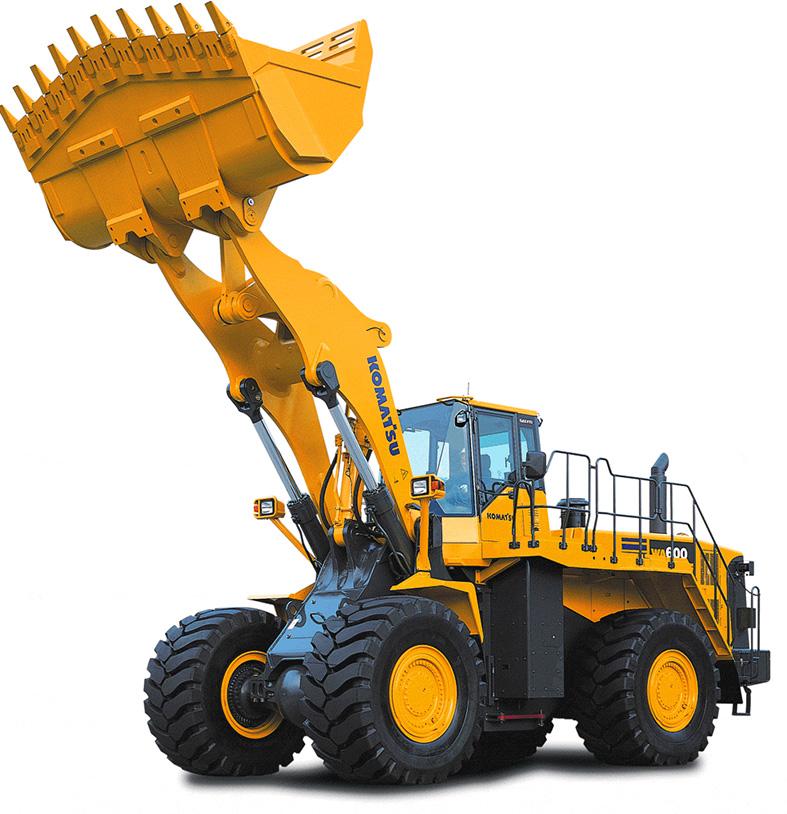 Heavy Machinery & Spare Parts | SAS-CO Trading GmbH